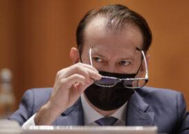 Florin Cîţu îşi depune vineri oficial candidatura la şefia PNL - surse