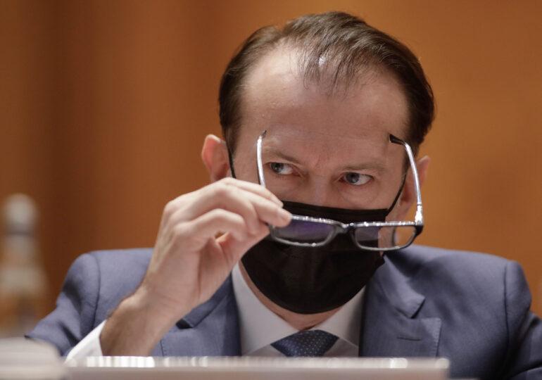 Florin Cîțu, precizări despre creșterea vârstei de pensionare și majorările de taxe