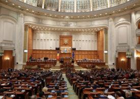 Orban și Dragu au convocat Parlamentul joi pentru citirea moțiunii de cenzură. Cîțu sesizează CCR