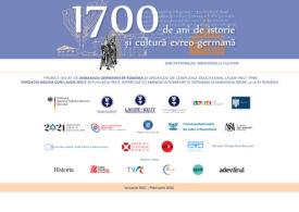 """Proiectul educațional și cultural """"1700 de ani de istorie și cultură evreiască în Germania (321-2021)"""""""
