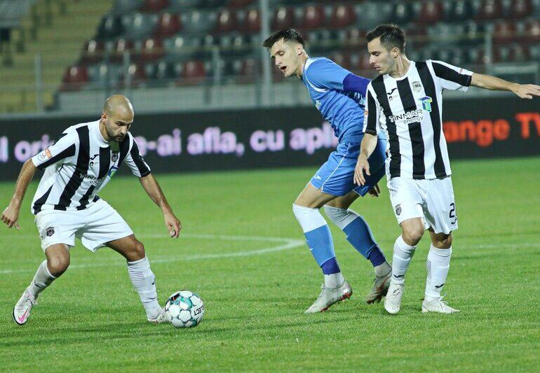 Liga 1: Poli Iași câștigă în inferioritate numerică la Astra și scapă de ultimul loc din clasament