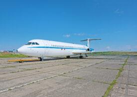 Avionul prezidențial al lui Nicolae Ceaușescu va fi scos la licitație (Galerie foto)