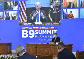 """Cum se vede Summit-ul B9, organizat de România, din perspectiva crizei din Orientul Mijlociu? Semnalul dat de Joe Biden – <span style=""""color:#ff0000;font-size:100%;"""">Interviu video</span> cu Iulian Fota"""