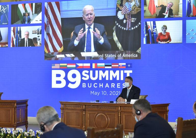 """Cum se vede Summit-ul B9, organizat de România, din perspectiva crizei din Orientul Mijlociu? Semnalul dat de Joe Biden - <span style=""""color:#ff0000;font-size:100%;"""">Interviu video</span> cu Iulian Fota"""