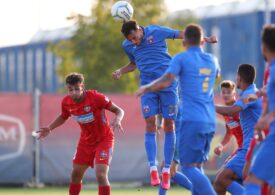 CSA Steaua București a obținut promovarea în liga secundă