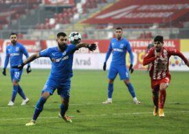 Liga 1: Universitatea Craiova încheie sezonul cu o remiză