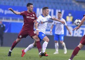 """Antrenorul Craiovei dă de pământ cu proprii jucători după eșecul cu CFR Cluj: """"Au distrus totul, să explice de ce au renunțat"""""""