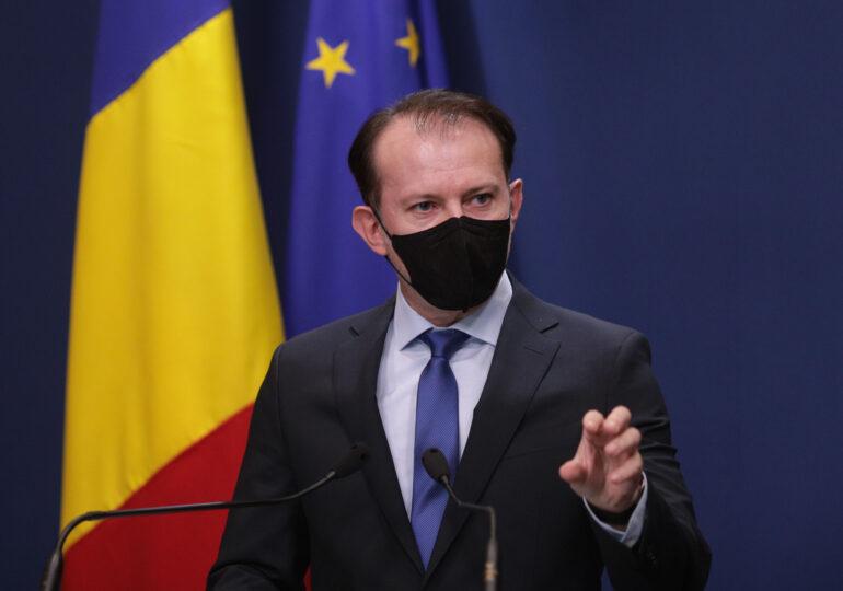 Cîțu scoate Guvernul în stradă pe 22 mai și va participa la evenimentele test cu public, inclusiv la Cupa României