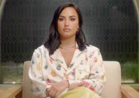 Cântăreața Demi Lovato a anunţat că este o persoană non-binară (Video)