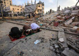 Armata israeliană a anunţat că soldaţii săi au intrat în Gaza, apoi s-a sucit. Americanii susţin Israelul şi refuză o reuniune de urgenţă la ONU
