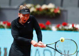 Simona Halep s-a calificat cu ușurință în optimile turneului de la Madrid