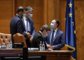 Cîțu și Ciolacu au vorbit despre PNRR: Liderul PSD susține că nu a văzut un plan concret, premierul spune că nu comenează capacitatea de înţelegere a celor cu care discută