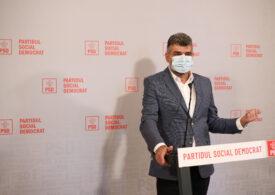 Ciolacu spune că există oameni din PNL care ar vrea să voteze moţiunea de cenzură