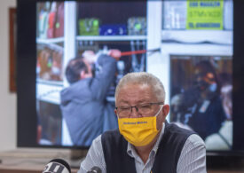 Preşedintele Sindicatului Liber din Metrou, Ion Rădoi, este audiat la DNA (surse)
