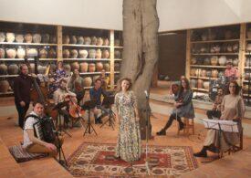 Mădălina Pavăl lansează o poveste în două cântece: Ieși Soare