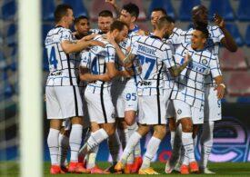 Inter poate deveni campioană în Serie A matematic încă de duminică. Ar fi primul titlu după 11 ani de așteptare