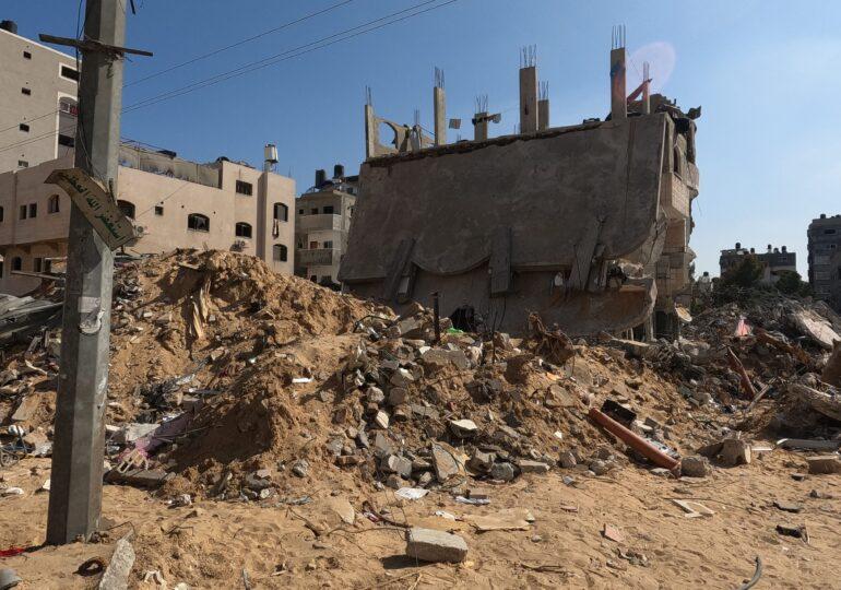 232 de palestinieni şi 12 israelieni au murit în conflictul din Fâşia Gaza şi sudul Israelului