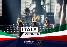 Italia a câştigat finala Eurovision 2021. Ascultă melodiile din top 3 (Video)
