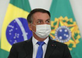 Preşedintele Braziliei a fost internat din cauza unei crize de sughiţ