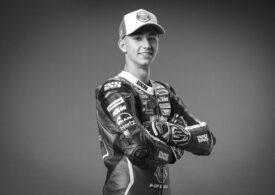 Pilotul de Moto3 Jason Dupasquier, în vârstă de doar 19 ani, a murit după un cumplit accident în cadrul calificărilor de la Mugello
