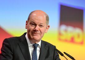 Social-democraţii germani și-au stabilit candidatul pentru funcția de cancelar