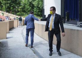 Liberalii au votat calendarul alegerilor. Orban și Cîțu au explicat de ce candidează la șefia PNL (Foto)
