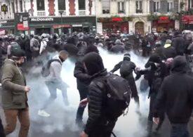 Francezii, nemții și turcii au ieșit în stradă de 1 Mai, pentru drepturile muncitorilor. În România, câteva sindicate s-au indignat pe Facebook