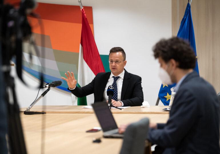 """Toate statele UE în afară de Ungaria cer armistițiu între Israel și Hamas. Budapesta cere """"mai puţine lecţii de morală, mai mult pragmatism"""""""