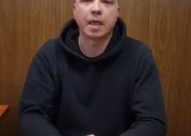 Roman Protasevici a fost  transferat de la închisoare în arest la domiciliu