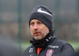 Edi Iordănescu și-a anunțat oficial plecarea de la CFR Cluj