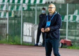 Leo Grozavu, demis de la Sepsi. Cine preia echipa