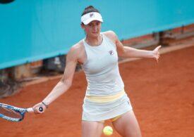 Irina Begu, eliminată de Serena Williams de la Roland Garros după un meci de mare luptă