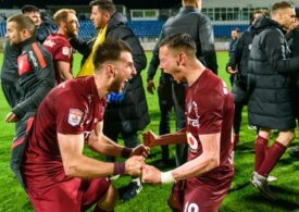 CFR Cluj debutează cu dreptul în Liga Campionilor