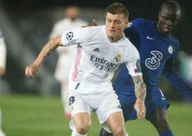 Chelsea o învinge pe Real Madrid și se califică în finala Ligii Campionilor