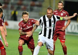 CFR Cluj s-a despărțit de un jucător