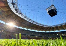 UEFA și-a dat acceptul pentru gazonul de la Arena Națională înainte de EURO 2020