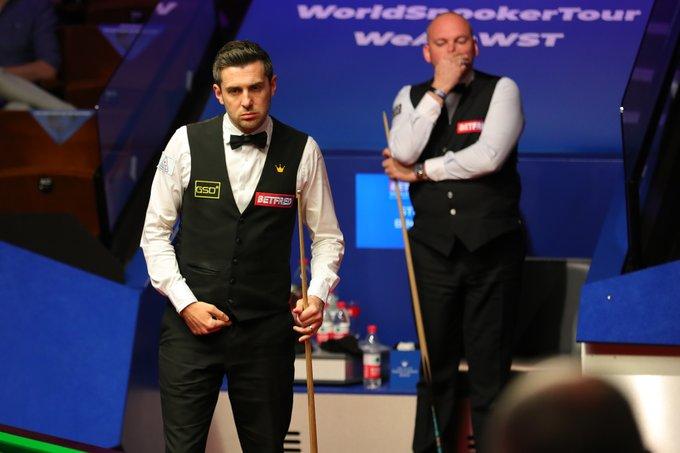 Finală incendiară la Campionatul Mondial de snooker