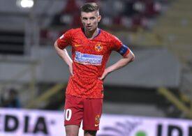 Șansă uriașă pentru Florin Tănase de la FCSB, care este dorit de o grupare de top din Turcia - presă