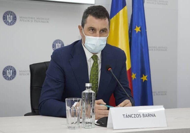 Tánczos Barna: Fără intervenţie, populaţia de urs va creşte zi de zi, an de an în România
