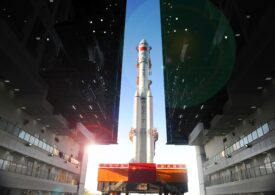 China a lansat cu succes o misiune de aprovizionare către viitoarea sa staţie spaţială