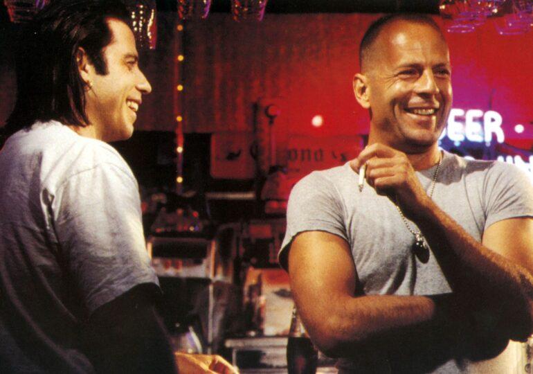 """John Travolta şi Bruce Willis vor juca din nou împreună, la 27 de ani de la """"Pulp Fiction"""""""
