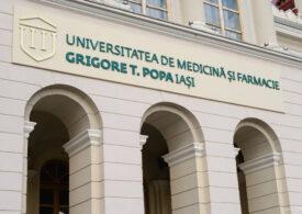 În ciuda protestelor, studenții la Medicină din Iași nu mai pot da examene, dacă nu s-au vaccinat sau nu au un test negativ COVID