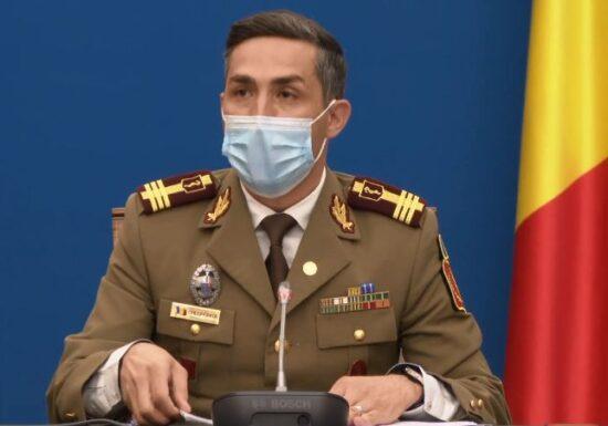 Valeriu Gheorghiță anunță că 40% din populația adultă a României e vaccinată și explică cum se poate reduce de 20 de ori numărul deceselor din cauza COVID-19