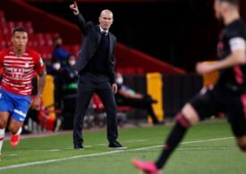 Zidane și-a anunțat jucătorii plecarea sa de la Real Madrid - presă