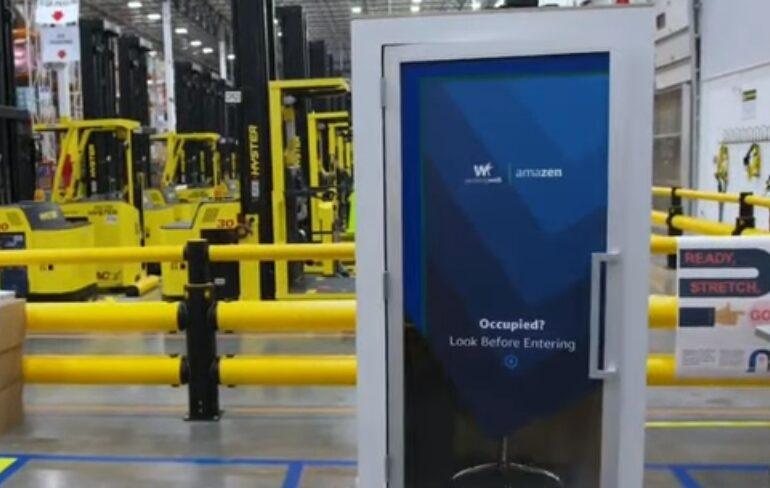 Amazon introduce cabine de meditaţie în depozite, pentru angajaţii stresaţi
