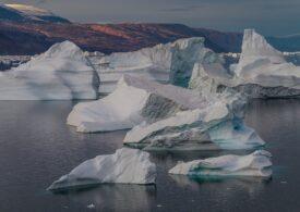 Arctica s-a încălzit de trei ori mai repede decât restul Pământului