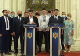AUR vrea să intre și în Parlamentul Moldovei şi va participa la anticipatele din iulie