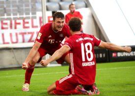 Bayern Munchen a câștigat titlul în Germania