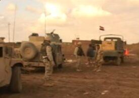 O bază militară din Irak unde erau americani a fost atacată cu rachete