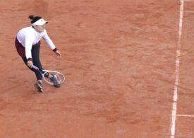 Bianca Andreescu s-a retras de la Strasbourg
